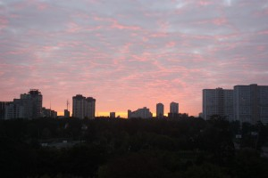 131001 Kiev morning skyline_2