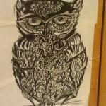 Alicia's owl 1
