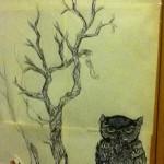 Alicia's owl 2